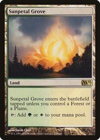 Sunpetal Grove, Magic, Magic 2012 (M12)