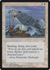 Kjeldoran Skycaptain, Magic, Ice Age