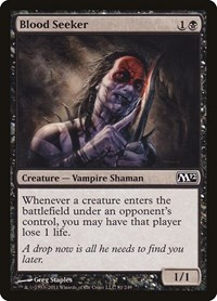 Blood Seeker, Magic: The Gathering, Magic 2012 (M12)