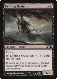 Drifting Shade, Magic: The Gathering, Magic 2012 (M12)
