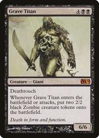 Grave Titan (Foil)