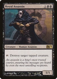 Royal Assassin, Magic: The Gathering, Magic 2012 (M12)