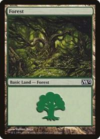 Forest (247), Magic, Magic 2012 (M12)