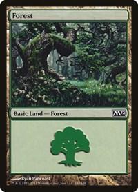 Forest (249), Magic, Magic 2012 (M12)