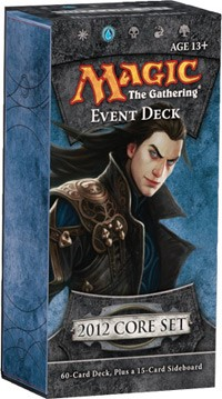 Magic 2012 - Event Deck - Illusionary Might