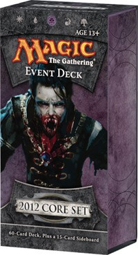 Magic 2012 - Event Deck - Vampire Onslaught