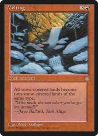 Melting, Magic, Ice Age