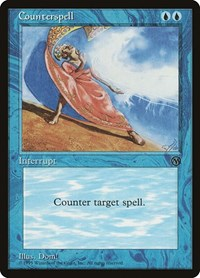 Counterspell, Magic: The Gathering, Arena Promos