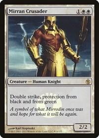 Mirran Crusader, Magic: The Gathering, Buy-A-Box Promos