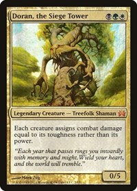 Doran, the Siege Tower, Magic: The Gathering, From the Vault: Legends
