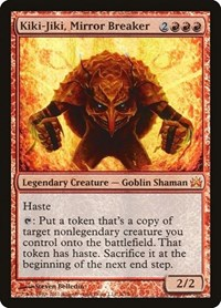 Kiki-Jiki, Mirror Breaker, Magic: The Gathering, From the Vault: Legends