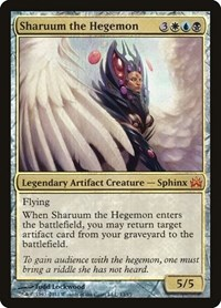 Sharuum the Hegemon, Magic: The Gathering, From the Vault: Legends