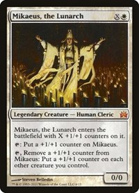 Mikaeus, the Lunarch, Magic, From the Vault: Legends