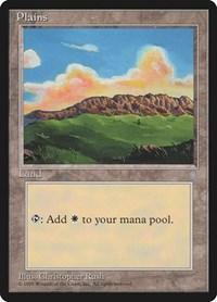 Plains (343), Magic: The Gathering, Ice Age