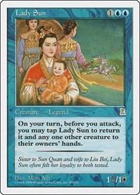 Lady Sun, Magic: The Gathering, Portal Three Kingdoms