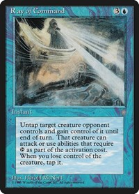 Ray of Command, Magic: The Gathering, Ice Age