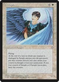 Seraph, Magic: The Gathering, Ice Age