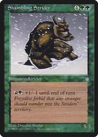 Shambling Strider, Magic, Ice Age