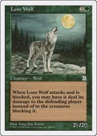 Lone Wolf, Magic: The Gathering, Portal Three Kingdoms