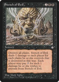 Stench of Evil, Magic: The Gathering, Ice Age