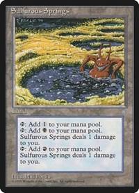 Sulfurous Springs