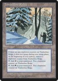 Timberline Ridge, Magic: The Gathering, Ice Age