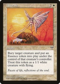 Afterlife, Magic: The Gathering, Mirage