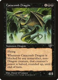 Catacomb Dragon, Magic: The Gathering, Mirage