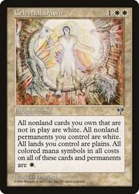Celestial Dawn, Magic, Mirage