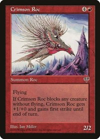 Crimson Roc, Magic, Mirage