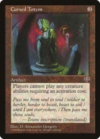 Cursed Totem, Magic: The Gathering, Mirage