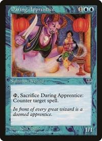 Daring Apprentice, Magic: The Gathering, Mirage