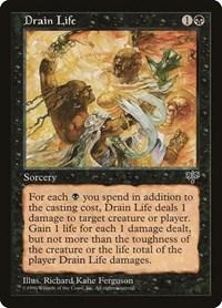 Drain Life, Magic: The Gathering, Mirage