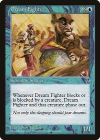 Dream Fighter, Magic: The Gathering, Mirage