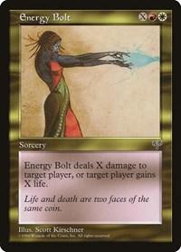Energy Bolt, Magic, Mirage