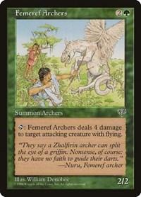 Femeref Archers, Magic: The Gathering, Mirage
