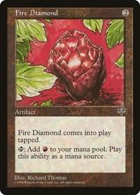 Fire Diamond, Magic: The Gathering, Mirage