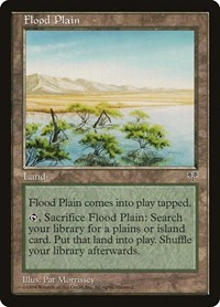 Flood Plain, Magic: The Gathering, Mirage