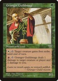 Granger Guildmage, Magic: The Gathering, Mirage