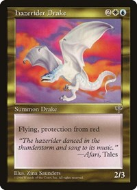 Hazerider Drake, Magic: The Gathering, Mirage