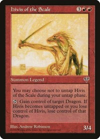 Hivis of the Scale, Magic: The Gathering, Mirage