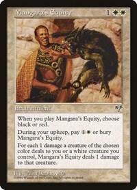 Mangara's Equity, Magic: The Gathering, Mirage