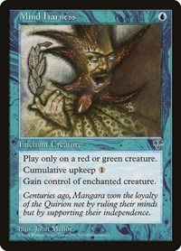 Mind Harness, Magic: The Gathering, Mirage