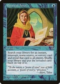 Mystical Tutor, Magic: The Gathering, Mirage
