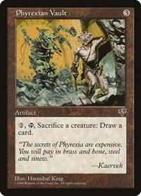 Phyrexian Vault, Magic, Mirage
