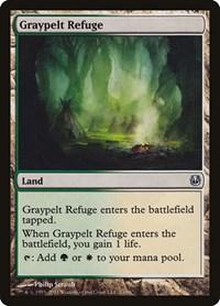 Graypelt Refuge, Magic: The Gathering, Duel Decks: Ajani vs. Nicol Bolas