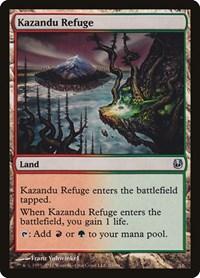 Kazandu Refuge, Magic: The Gathering, Duel Decks: Ajani vs. Nicol Bolas