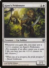 Ajani's Pridemate, Magic: The Gathering, Duel Decks: Ajani vs. Nicol Bolas
