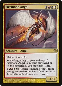 Firemane Angel, Magic: The Gathering, Duel Decks: Ajani vs. Nicol Bolas