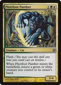 Fleetfoot Panther, Magic: The Gathering, Duel Decks: Ajani vs. Nicol Bolas